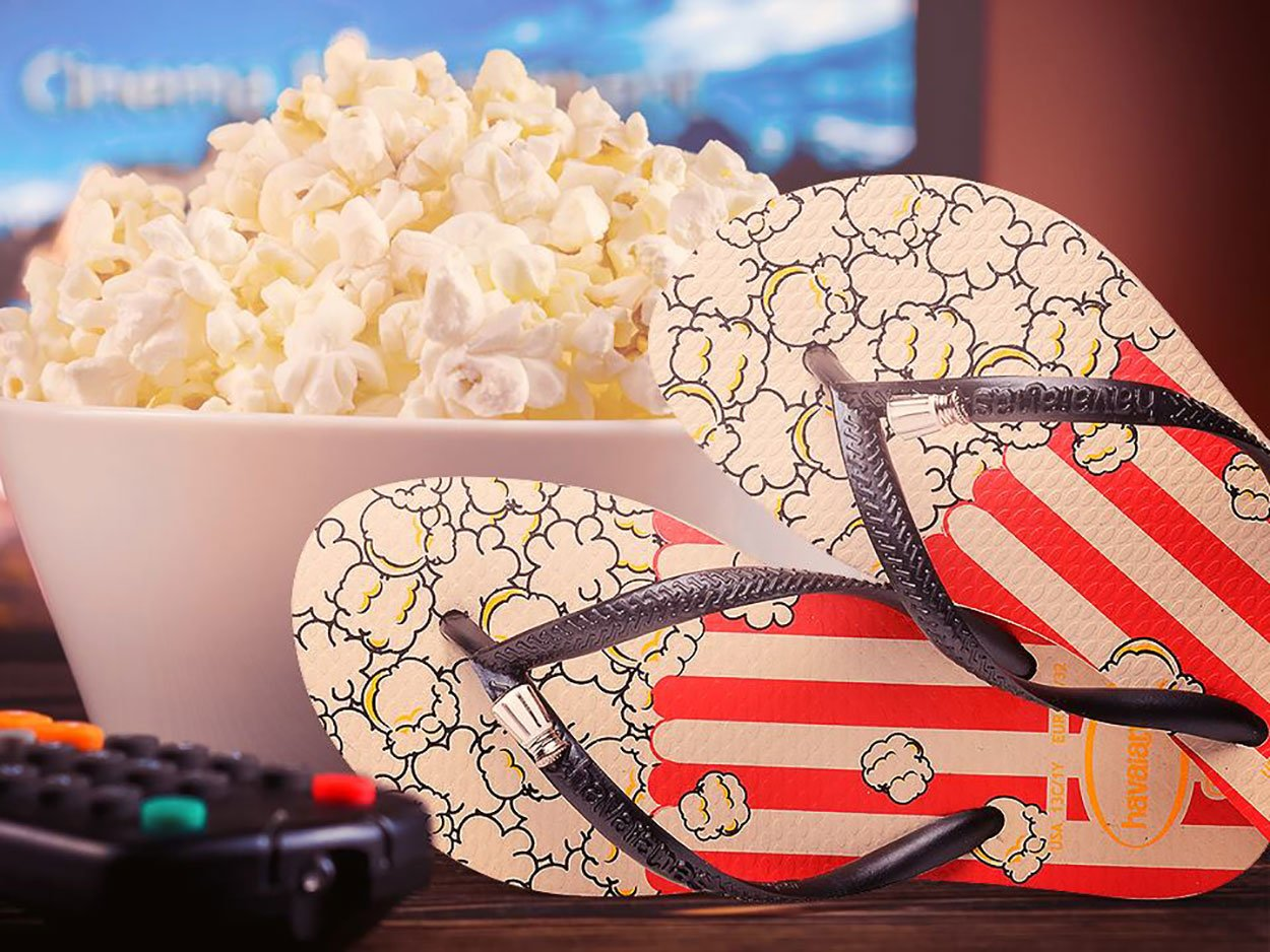 Territorio Havaianas - Movie Night