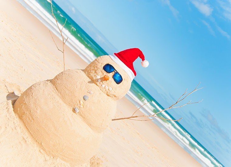 CHRISTMAS IN BRAZIL: WHERE SANTA WEARS HAVAIANAS