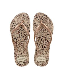 9e00a819c63a HAVAIANAS SLIM ANIMALS. € 28.00. Quick Buy. Beige   Rose Gold   Rose Gold