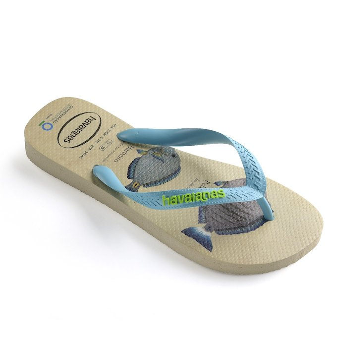 HAVAIANAS CONSERVATION INTERNATIONAL