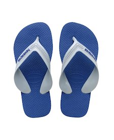 81b366275becc7 HAVAIANAS KIDS MAX- New Graphite   Marine Blue Men for women