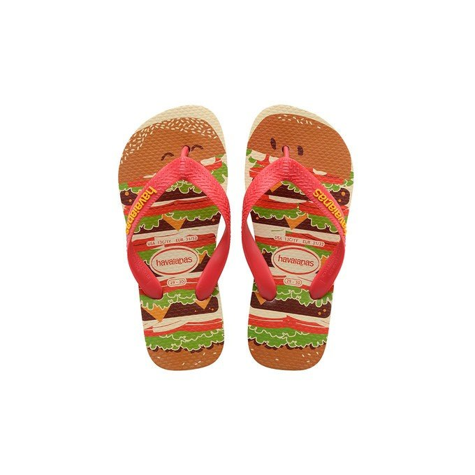 HAVAIANAS KIDS TOP FAST FOOD