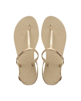 ... HAVAIANAS YOU RIVIERA- Sand Grey Sandals for women ...