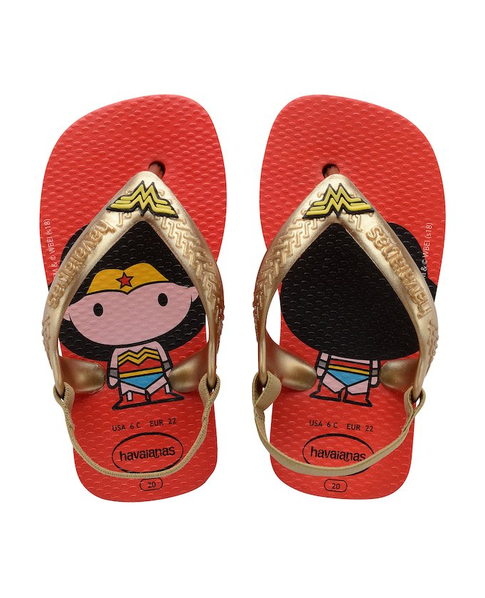 HAVAIANAS BABY HEROIS