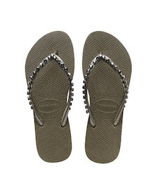 71cc0ea3e771 Beaded Flip Flops (embellished)