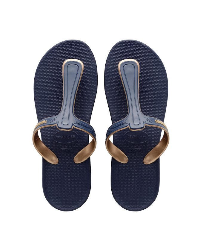 dab10851419 HAVAIANAS CASUALE - Navy Blue