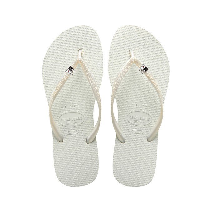 497c882566cfee HAVAIANAS SLIM WEDDING - Pin Couple